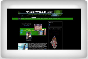 ryderville ink client of All Media Internet Marketing Strategies to grow your business Bainbridger Island