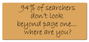 search do not look beyond page one