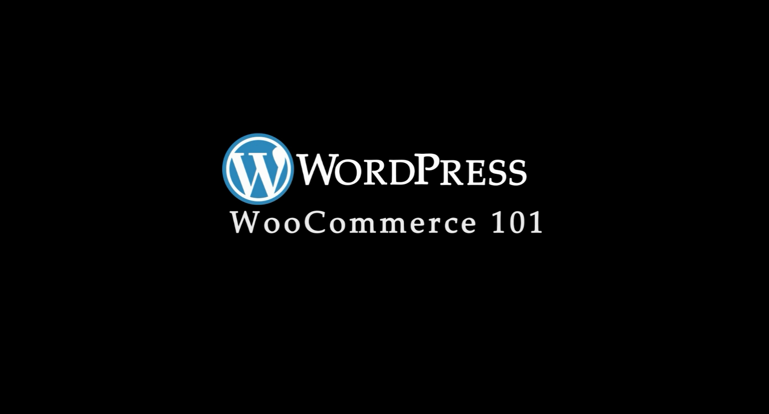 Lets Learn some WooCommerce